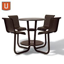 bar table with chairs 42