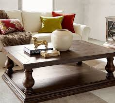 Images Of Coffee Tables Lorraine Coffee Table Pottery Barn
