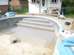can i add steps to an existing vinyl liner pool u2013 legendary escapes