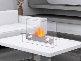 Gel Fuel Tabletop Fireplace metropolitan anywhere fireplace