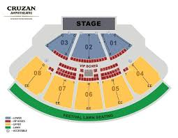 hitheater map coral sky amphitheatre palm fl seating chart view