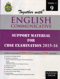 together with english communicative class ix term i 14th edition