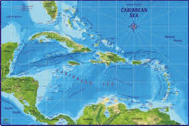 Map Caribbean Posts By Listofmaps You Can See A Map Of Many Places On The List