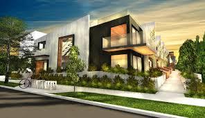 Urban Home Design by Rennie Rowbreakform Design