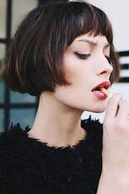 chin cut hairbob with cut in ends french bobs are the très chic hair trend of 2017 french bob