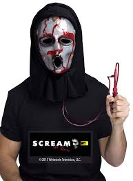 scream halloween costumes kids scream the tv series bleeding mask halloween