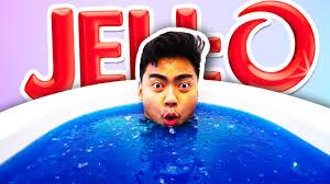 Challenge Bathtub Jello Bath Challenge