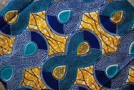 the new craft house african ankara print pyjama suit