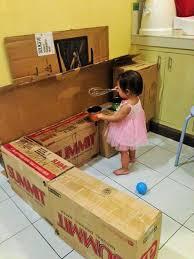 fabriquer cuisine pour fille cuisine pour enfant à fabriquer en boîtes de guide facile