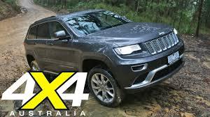diesel jeep grand cherokee jeep grand cherokee summit diesel road test 4x4 australia