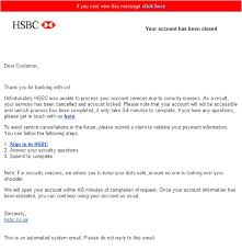 letter close business bank account hsbc cover templates closing 7