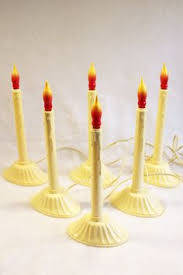 beautiful design electric candles window candle lighting