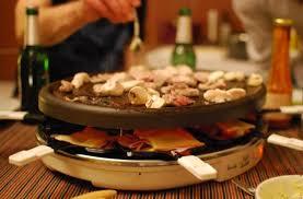 cuisine raclette recette originale cuisine huit recettes originales à base de fromage