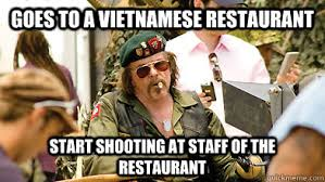 Veteran Meme - crazy vietnam veteran memes quickmeme