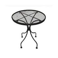 small wrought iron table wrought iron table ebay