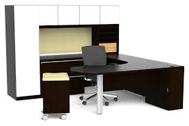home design modern l shaped desk pacifica nbf youtube with