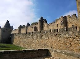 carcassonne carcassonne city walls