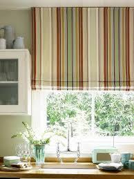 Kitchen Window Decorating Ideas White Kitchen Curtains Double Oval Stainless Steel Undermounted