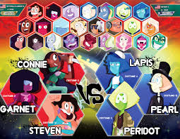 steven universe steven universe fighting gems character select by
