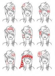 anime hair accessories how to draw hair hair step by step hair