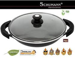 batterie cuisine schumann batterie de cuisine en 13 pcs marmite grill wok schumann