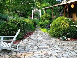 Ideas For Garden Walkways Patio And Walkway Ideas Garden Path And Walkway