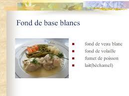 les fonds de cuisine explication de menu suzanne grenier ppt télécharger