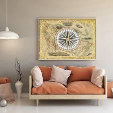Retro Living Room Art Online Get Cheap Retro Space Art Aliexpress Com Alibaba Group