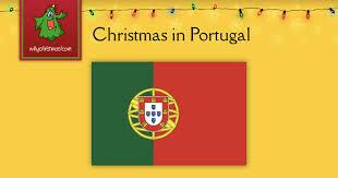 christmas portugal christmas