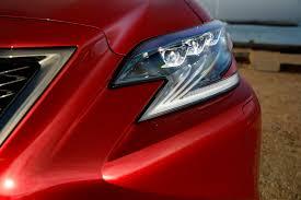 lexus ls 500 mpg 2018 lexus ls first drive not my father u0027s ls motor trend canada
