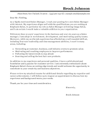 Business Closing Letter To Employees by Best Salon Manager Cover Letter Examples Livecareer