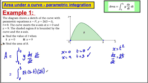 core 4 maths a level edexcel parametric equations 3 youtube