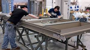 Unitized Curtain Wall Modular Prefab The Manufacture Of Unitized Curtainwall Systems