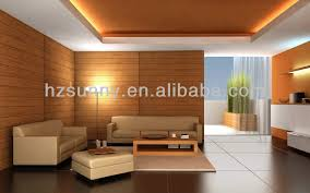 interior wall wood paneling ceiling materials acoustic wall panel