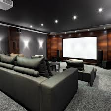 home theater couch living room furniture home theater chairs rialto front row theater seating 3seat black