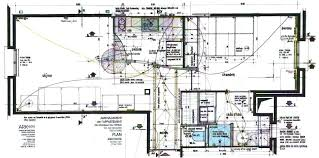 plan d une cuisine de restaurant plan electrique cuisine installation cuisine la cuisine plan