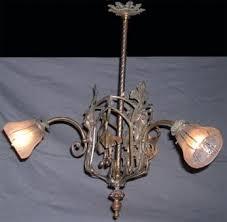 Art Nouveau Chandelier Art Nouveau Chandelier For Sale Antiques Com Classifieds