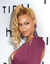 beyonce earrings beyoncé wears chunky earrings because haters can get bent revelist