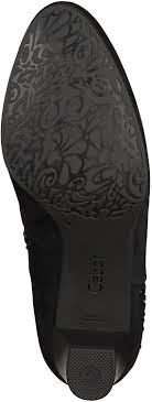 womens boots gabor gabor viola patent knee high boots gabor 96593g womens booties