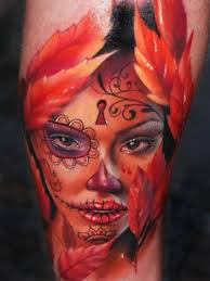 Mexican Flag Tattoos 38 Incredible Mexican Tattoos