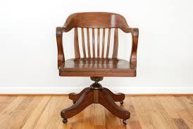 wooden rolling desk chair wooden office chair swivel lustwithalaugh design choose wooden