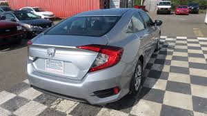 new 2017 honda civic lx 2 0l 4 cyl cvt fwd 4d sedan in yarmouth