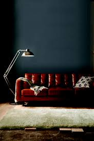 Jcpenney Leather Sofa by Darrin Leather Sofa Industrial Jointed Floor Lamp Where The