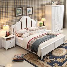 1 8m leather headboard american style wooden double bed compared