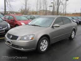 nissan altima 2005 options 2005 nissan altima 2 5 s in polished pewter metallic photo 2