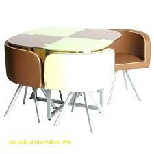 table de cuisine et chaises pas cher inspirational ensemble table ronde et chaise accueil confortable