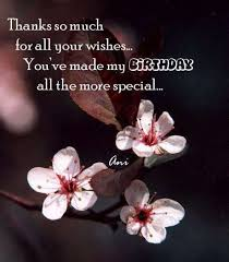 best 25 birthday thank you quotes ideas on beautiful