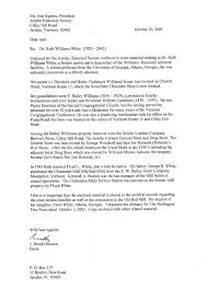 Society Letter Before Archived Articles Page 3 Jericho Historical Society