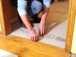 Where To Get Cheap Laminate Flooring Laying A New Tile Floor How Tos Diy