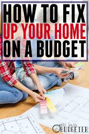 How To Design Home On A Budget by Affordable Home Remodeling How To Update Without Going Overboard